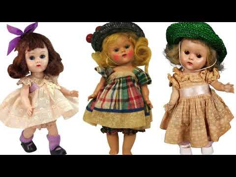 History of Vogue Ginny Dolls | Ruby Lane Dolls
