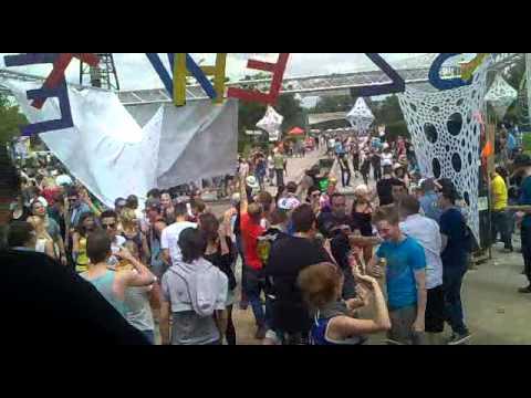 Ruhr in Love 2012 / TONTHERAPIE / Thp-Record Future Radio Floor