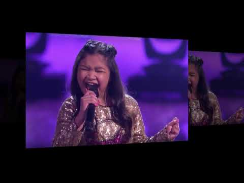 """Angelica Hale Sings """"Symphony"""" On """"America's Got Talent"""" Finals"""