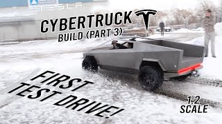 CYBERTRUCK BUILD (Part 3/5: Almost Done!)