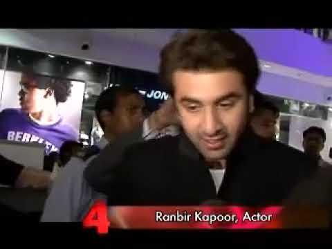 Ranbir kapoor cuts his hair for charity youtube pmusecretfo Images