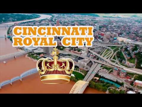 """Barbados Gold - """"RC (Royal City) Cincinnati"""""""