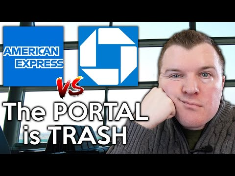 AmEx Portal Vs Chase Portal - Which Is The Better Booking Site?