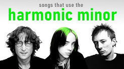 Songs that use the Harmonic Minor scale