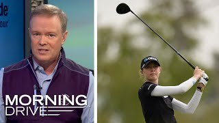 More confident in Nelly Korda or Brooke Henderson at ANA Inspiration? | Morning Drive | Golf Channel