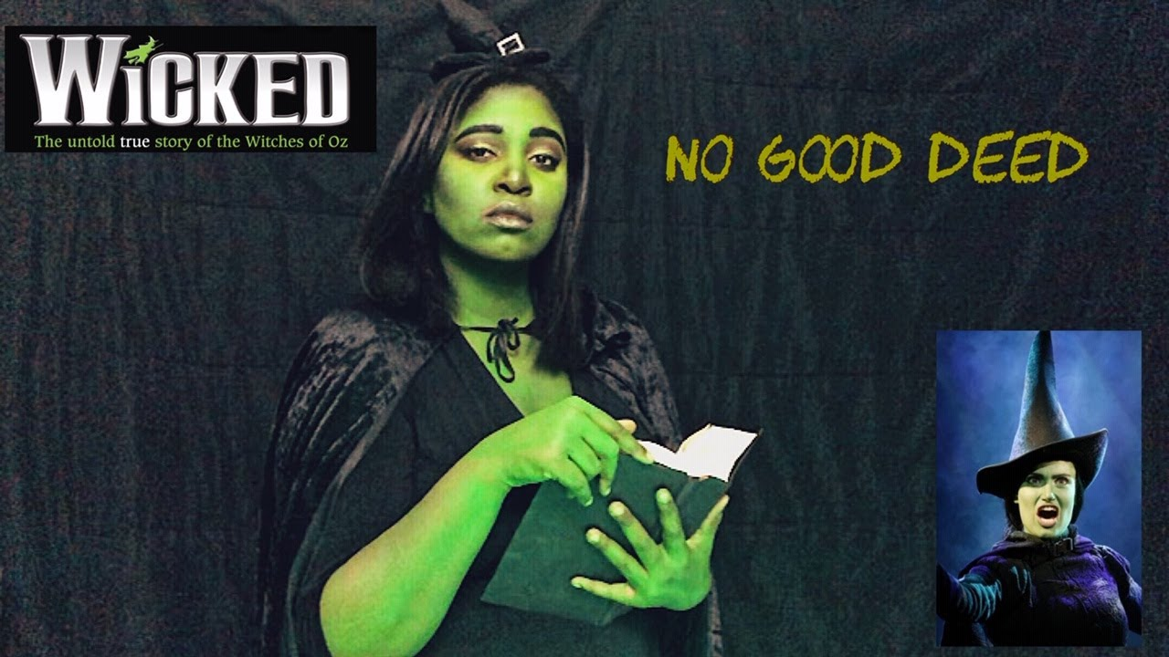 No Good Deed cover by LALIQUE from Wicked the musical