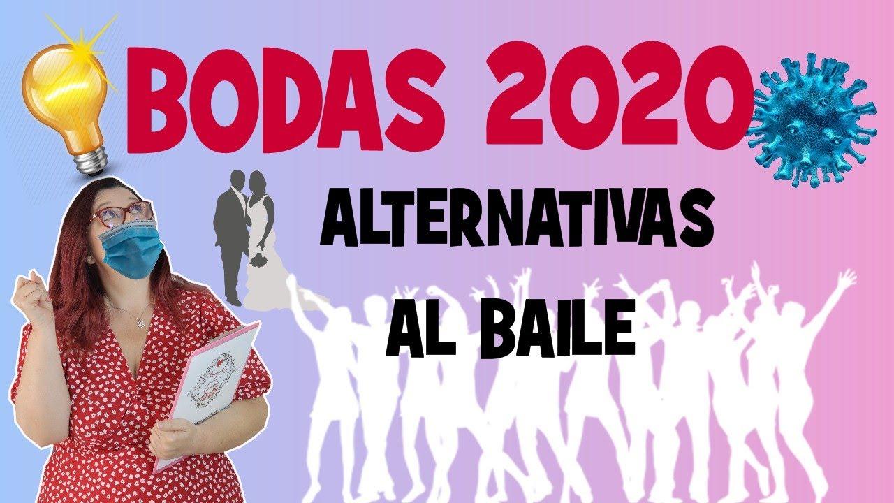 Bodas 2020, alternativas al baile | ideas para amenizar la barra libre
