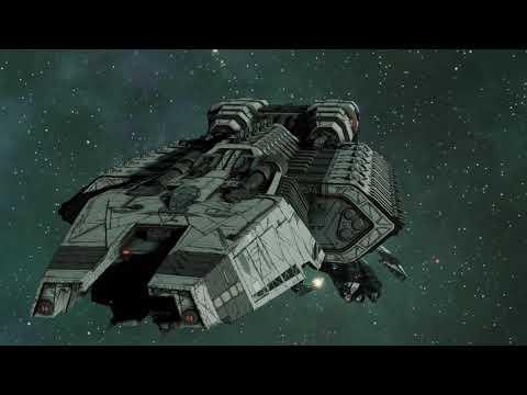 Battlestar Galactica Deadlock - Manticores vs Cylon Assault Group
