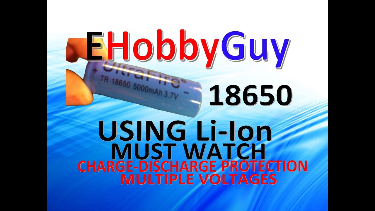 Li Ion Battery Must Watch Charge And Discharge Protection Multiple Charger Circuitlithium Voltages