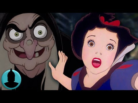 Snow White's DARK Side! - Disney's Dark Secrets About Snow White (Tooned Up S5 E17)