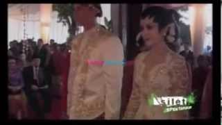 pernikahan annisa larasati pohan dan kapt inf agus harimurti yudhoyono 8 juli 2005 akad nikah