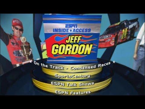 Inside Access Jeff Gordon Features
