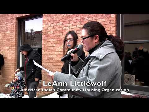 Twin Ports Women's March 2018 - Duluth, Minnesota