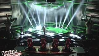 "THE VOICE Philippines Finale : Mitoy Yonting ""ANAK"" Live Performance"