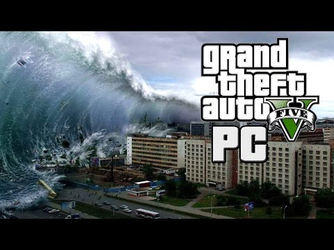 GTA V mods for the PC let you flood Los Santos and swim with a whale