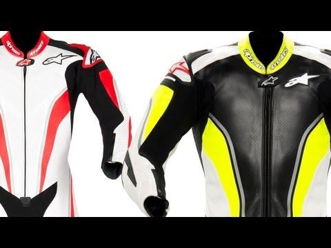 Alpinestars Motorradjacken und Racing Lederkombis