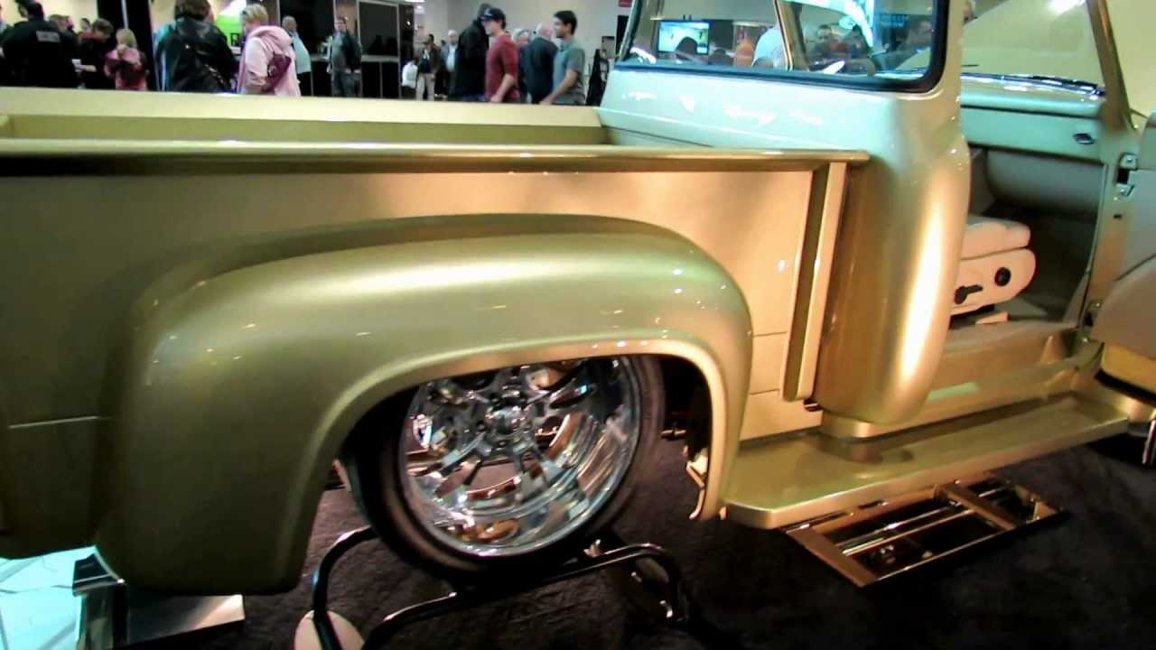 1955 Ford F100 Headliner For