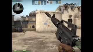 Counter strike  Global Offensive RCS test