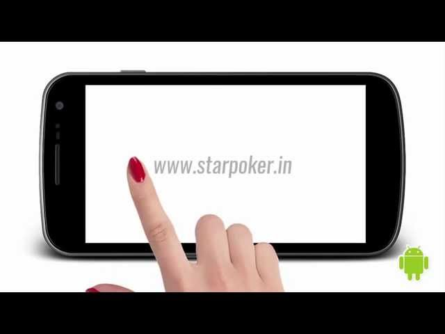 How to download Star Poker on any Android device - YouTube