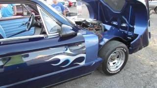 1964 Ford Thunderbird - Woodward Dream Cruise 2012