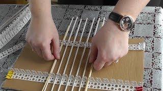 видео Станки для плетения