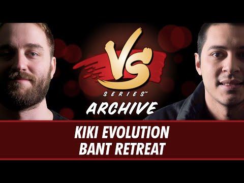 8/12/16 - Ross VS. The Boss: Kiki Evolution VS. Bant Retreat [Modern]