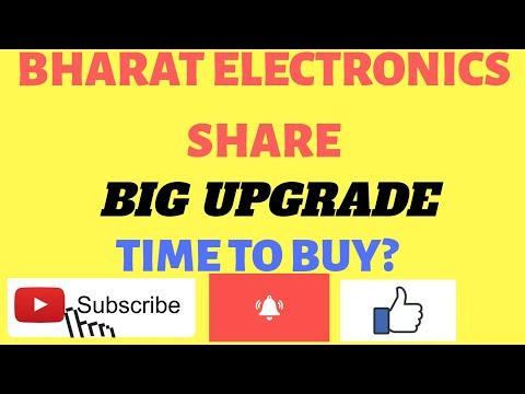 Bharat Electronics Share Review. Upgrade By JP Morgan