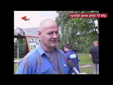 Z archivu  Ve Vítkově se soutěžilo v kosení trávy
