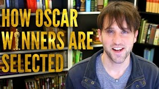 How Oscar winners are selected (explained, with jokes)