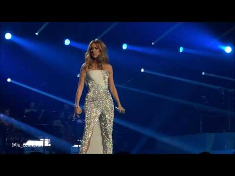 Celine Dion - The show must go on - Vegas...