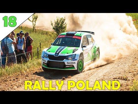 ПАЗЕТЕ КРАВИТЕ! - Rally Poland - WRC 5: FIA World Rally Championship
