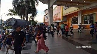 Bali Earthquake | 9 News Perth