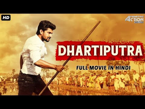 DHARTIPUTA - Superhit Full Action Movie Hindi Dubbed | Hindi Dubbed Full Action Romantic Movie