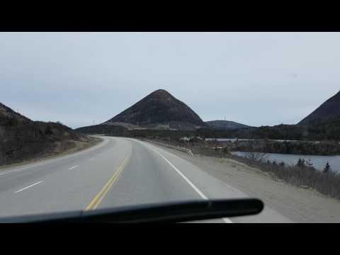 Дальнобой Канада Newfoundland and Labrador