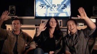 DURARARA!!x2 3rd Arc English Dub Greeting Video