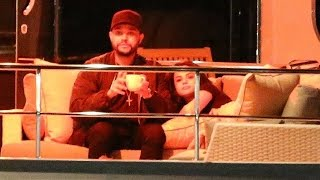 Inside Selena Gomez and The Weeknd's 'Intimate' Yacht Date
