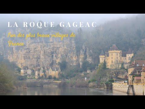 Découverte de l'un des plus beaux villages de France : La Roque Gageac