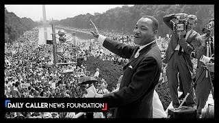 A Tribute To Martin Luther King Jr's Famous Dream Speech