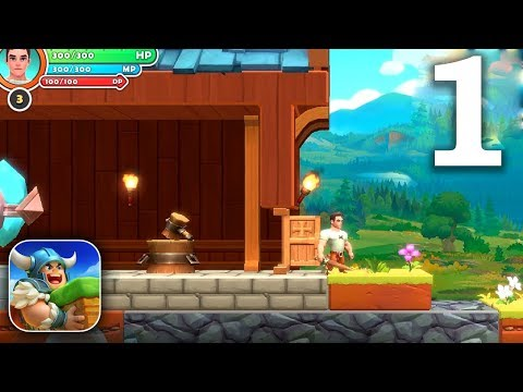 Craft Legend Gameplay Walkthrough (Android,iOS) - Part 1