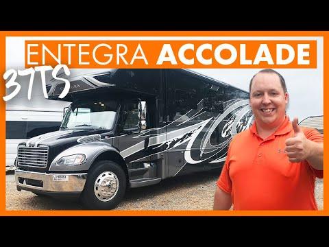 Entegra Coach Accolade - The Newest Luxury Super C