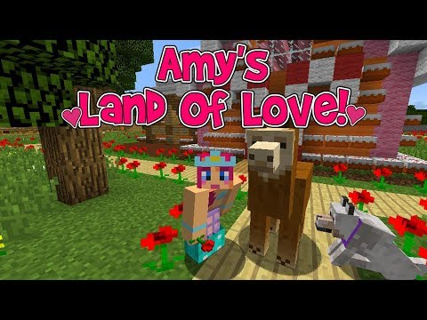 Amy's Land Of Love! Ep.166 LLAMA DRAMA! | Amy Lee33