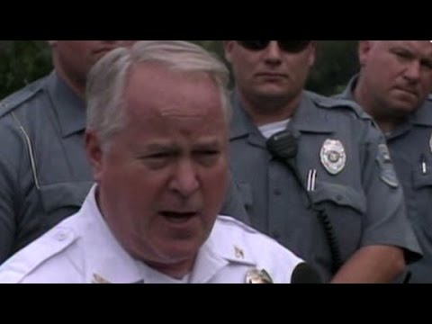 Ferguson police chief: 'I had to release that tape...