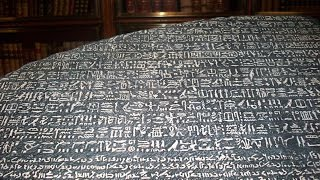 Divine Words Wednesday - Egyptian Hieroglyphs Deciphered?