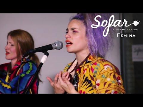 Fémina  - Los Senos | Sofar NYC