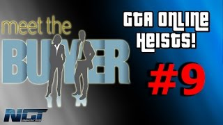 GTA 5 ONLINE HEISTS Ep.9▐ The Humane Labs Raid [1] - Key Codes (GTA V Online)(This is our FIRST look at Heists in Grand Theft Auto 5 Online! The second heist is 4-player and is called