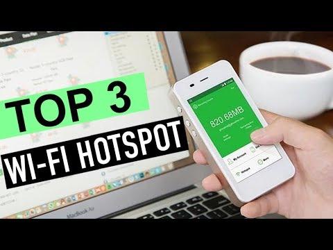 BEST 3: WIFI Hotspot 2018