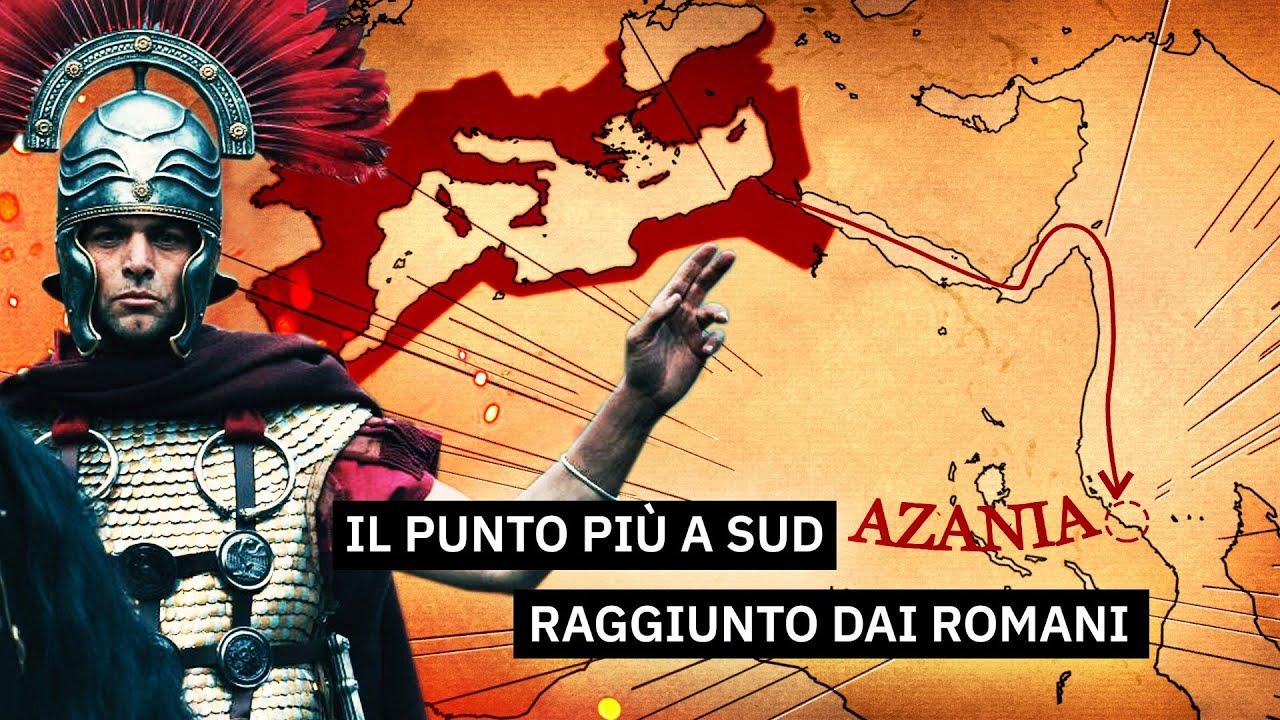Quando l'Impero Romano arrivò in Tanzania. La Metropoli perduta di Rhapta