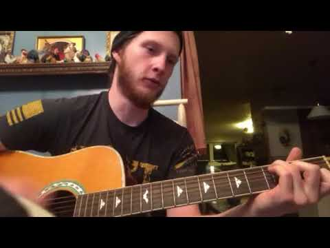 Colter Wall - Motorcycle (Guitar and Vocal Cover)