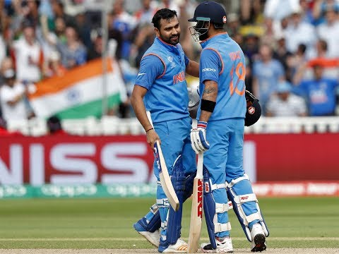 ICC Champions Trophy: Dominant India set up blockbuster Pakistan final