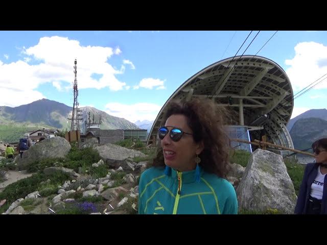 SkyWay Monte Bianco:  una sfida ingegneristica estrema a 3500 m